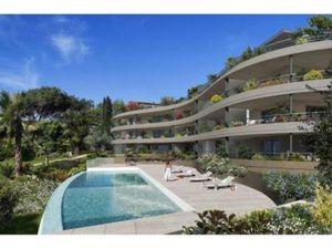 Appartement à vendre Nice 2 pièces 50 m2 Alpes Maritimes (06200)