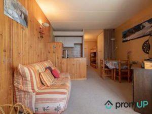 Appartement à vendre Beuil 1 pièce 28 m2 Alpes Maritimes (06470)