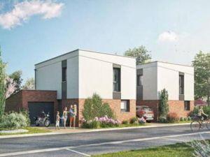 Maison à vendre Seclin 8 pièces 102 m2 Nord (59113)