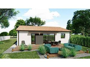Maison à vendre Laruscade 5 pièces 78 m2 Gironde (33620)