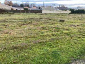 Terrain à vendre Brede 380 m2 Gironde (33650)