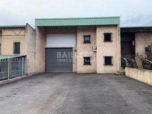 Annonce immeuble vente 470 m² à Mouans-Sartoux Situé dans la Zone Industrielle de l'Argile
