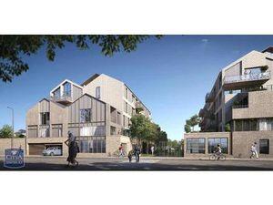 Location appartement La Riche (37520) 2 pièces 43.63m²  570€ - Réf : GES88900118-33   City