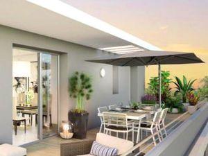 Appartement t3 neuf programme MOU-782 à Mougins (06250) - 88705