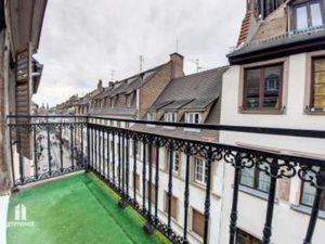 Appartement à vendre Strasbourg 4 pièces 90 m2 Bas rhin (67000)