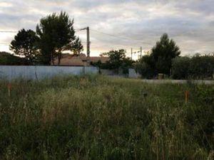 Terrain à vendre Orange 575 m2 Vaucluse (84100)