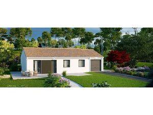 Maison à vendre Toulouse 3 pièces 79 m2 Haute garonne (31100)