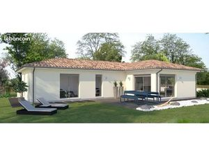 Maison 100 m² Gradignan