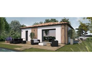 Maison 85 m² Gradignan