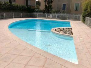Très beau studio meublé terrasse profonde/parking/cave/piscine/tennis/pétanque/lac/aire de
