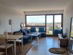 Appartement TRAVERSANT 3 pièces APERÇU MER de 60m2 + TERRASSE