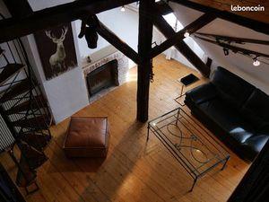 Appartement T3 - 73 5 m2 (55 m2 Loi Carrez) - Vielle Ville - Bail Étudiant