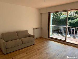Studio meublé - 28 m² - Fontenay-aux-Roses