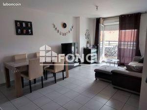 Appartement 3 pièces 64 m²