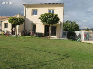 Location villa Toulaud