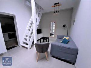Appartement 1 pièce  28.6m² GES34390020-814