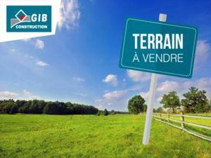 Terrain à vendre Fieu Gironde (33230)