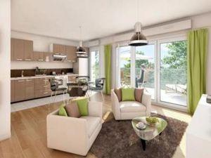 Appartement à vendre Toulouse 4 pièces 96 m2 Haute garonne (31500)