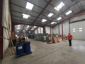 LOC. Local Industriel / Artis. / Stock - ZI NORD - 780 m²
