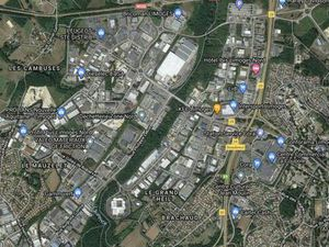 ZI NORD LIMOGES - LOCATION BEFA - LOCAL 720 m²
