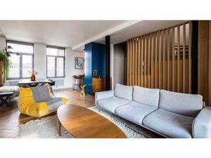 Appartement à vendre Lille 4 pièces 110 m2 Nord (59000)
