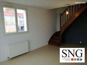 Duplex 3 pièces 58 m²