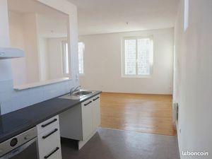 Appartement T3 duplex 82m² rue du jardin public Doumer