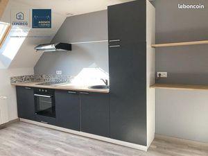 Duplex 2 pièces 44 m²