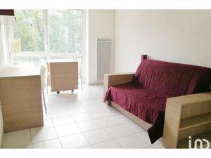 Appartement 2 pièces de 18 m² à TOURS  Centre-Val de Loire