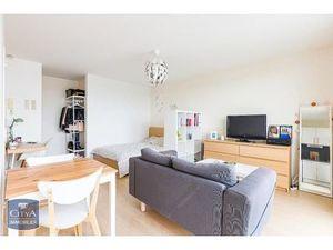 Vente appartement 1 pièce Tours Montjoyeux