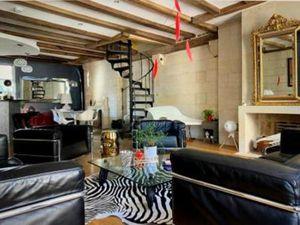 Appartement à vendre Tours 5 pièces 144 m2 Indre et loire (37000)