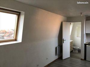 Studio 1 pièce 15 m²