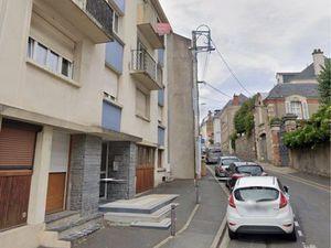 Place de parking ss-sol résidence centre ville CHOLET