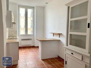 Location appartement Marseille 6e Arrondissement (13006) 1 pièce 34.09m²  560€ - Réf : GES