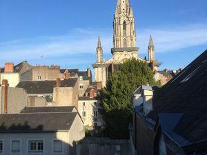 Charmant T1 bis Nantes St Clément