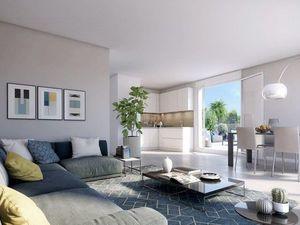 Vente appartement 2 pièces 43 m²