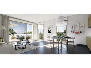 Vente appartement 3 pièces 60 m²