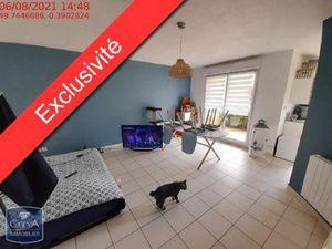 Vente appartement Fécamp (76400) 2 pièces 46.5m²  52 500€ - Réf : TAPP457370   Citya