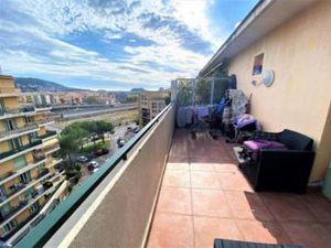 Appartement à vendre Nice PASTEUR 3 pièces 50 m2 Alpes Maritimes (06000)