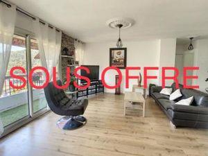 Appartement à vendre Trinite 4 pièces 71 m2 Alpes Maritimes (06340)