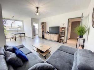 Appartement à vendre Nice 3 pièces 66 m2 Alpes Maritimes (06200)
