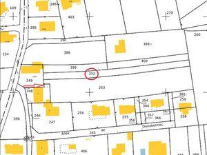 Terrain de 720 m² situé dans un ensemble de terrains constructibles