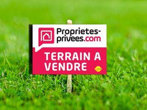 Vente Terrain à bâtir 290 m² MAUVES-SUR-LOIRE (44470)