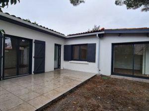 Annonce maison location80 m² 4 pièces à Bordeaux - Caudéran centre Cette maison entièremen