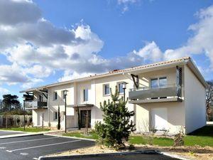 Annonce appartement location42 m² 2 pièces à Saint-Médard-en-Jalles - QUARTIER ISSAC - Pro