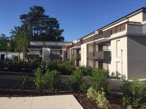 Annonce appartement location39 m² 2 pièces à Parempuyre Centre Ville - Dans petite résiden