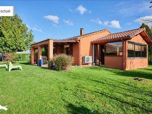 Annonce maison vente134 m² 6 pièces à Aucamville TOULOUSE  Magnifique plain pied sur 1300