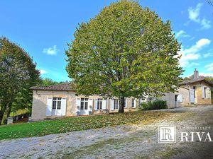 Annonce maison vente290 m² 8 pièces à Quinsac EXCLUSIVITE-PRÈS - IMMOBILIER RIVA vous prop