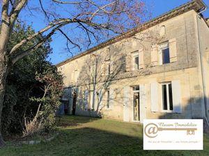 Annonce maison vente140 m² 5 pièces à Saint-André-de-Cubzac VSituée à 7 minutes de St Andr