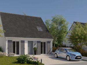 Annonce maison vente81 m² 4 pièces à Auneau-Bleury-Saint-Symphorien Venez découvrir ce mag
